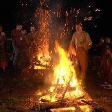 Naše tradice - Pálení čarodějnic