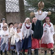 Naše tradice - Velikonoce a Smrtná neděle