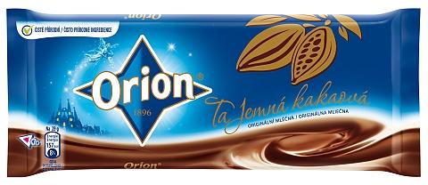 ORION TaJemná kakaová
