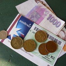 Nalezená peněženka