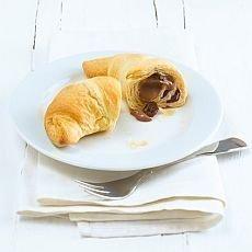 čokoládové croissanty