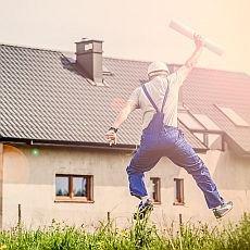 koupě domu s hypotékou