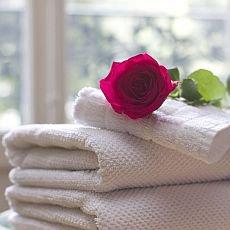 praní ručníků
