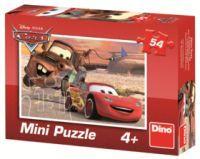 výhra - Puzzle Cars