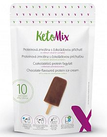 Zmrzlina Ketomix
