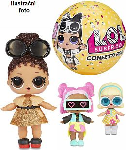 výhra - LOL panenka