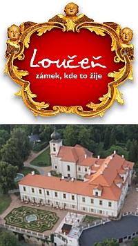 Zámek Loučeň