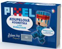 výhra - koupelová kosmetika Pixel