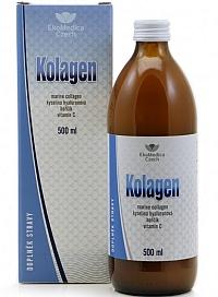 tekutý kolagen