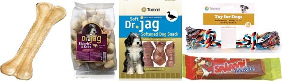 výhra - balíček pro psa