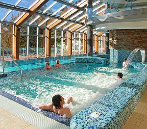 Rodinná vstupenka do termální bazénů