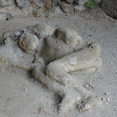 Pompeje - Tajemství zkamenělých těl