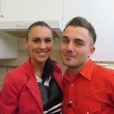 Prostřeno 9.2. 2015 – Petra a Michal