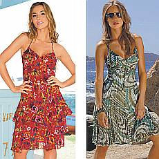 šaty na léto
