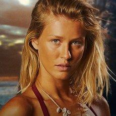 Robinsonův ostrov 2018 - soutěžící Barbora Mudrochová
