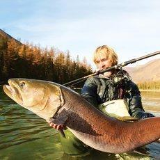 Rybí legendy Jakuba Vágnera - Mongolsko