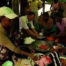 S kuchařem kolem světa - Srí Lanka