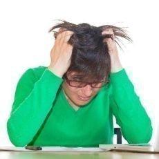 Práce s počítačem ničí oči, pomůže žloutek a mrkání