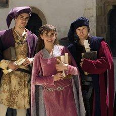 Pohádka Škola princů
