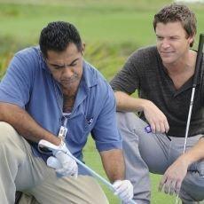 Slunečno, místy vraždy I - Zločin na golfovém hřišti