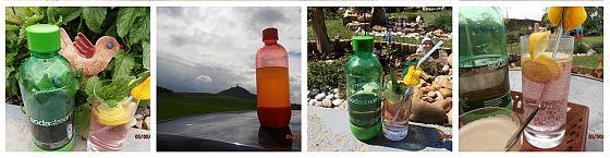 testování výrobníku sody SodaStream