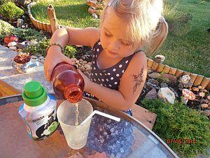 SodaStream - testování dračích sirupů