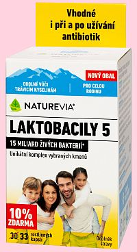 Nturevia Laktobacily 5