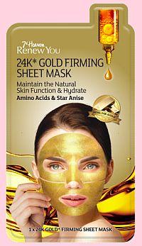 Zlatá maska 7th Heaven
