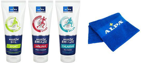 výhra - ALPA ručník