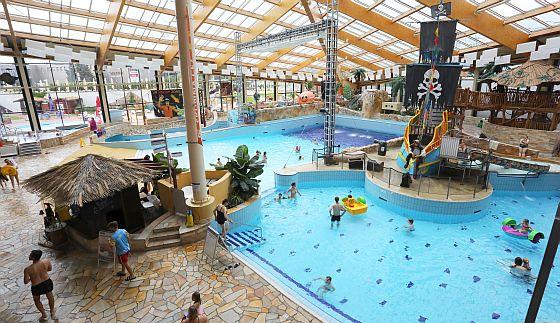 aquapark Aquapalace Praha