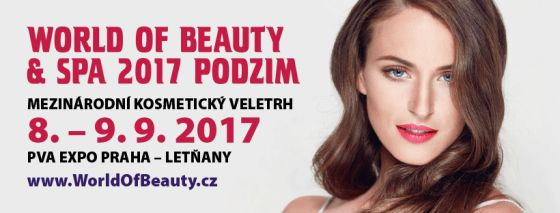 veletrh WORLD OF BEAUTY&SPA