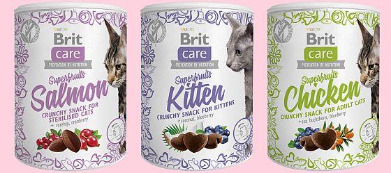 BritCare Cat Snack