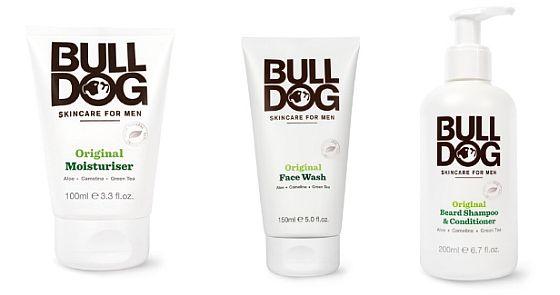 pánská kosmetika bulldog