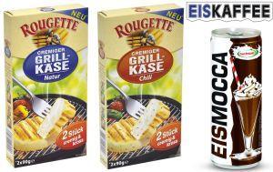 Balíček sýrů Rougette a Eiskaffee