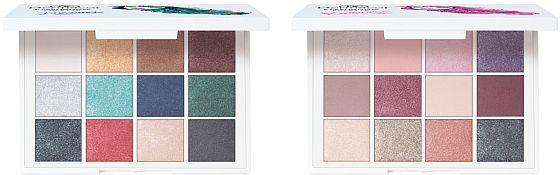 Dermacol - luxusní paletky očních stínů