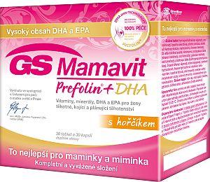 GS Mamavit Prefolin + DHA