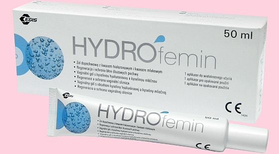 Hydrofemin vaginální gel