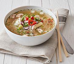 Asijská polévka KetoMix