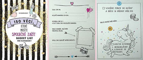150 věcí, které musíte společně zažít - Bucket list pro kamarádky