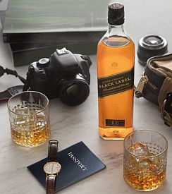 Black Label Johnie Walker