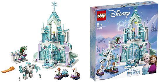 LEGO Disney Elsa a její kouzelný ledový palác