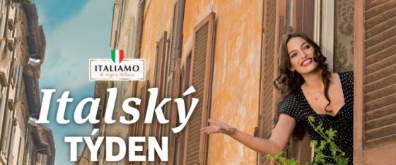 Italský týden v LIDL