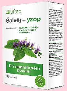 Liftea Šalvěj+yzop