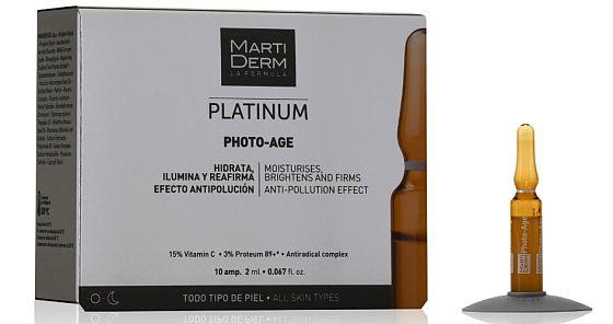 MartiDerm Platinum ampule