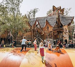 Park Mirakulum - trampolíny