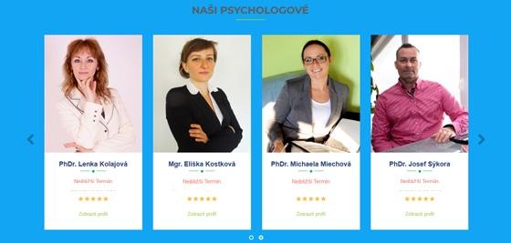 Mojra.cz - psychologove