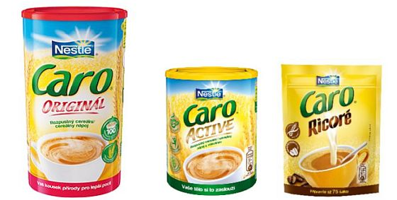 Nestle Caro