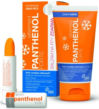 panthenol winter cream SPF 20