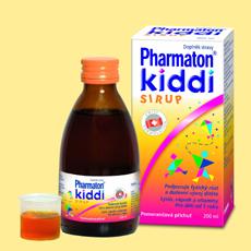 Soutěž Pharmaton kiddi