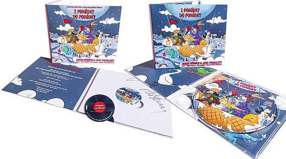 CD Z pohdáky do pohádky